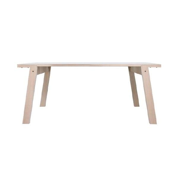 Jídelní/pracovní stůl v dekoru dubu  rform Flat, deska 150x75 cm