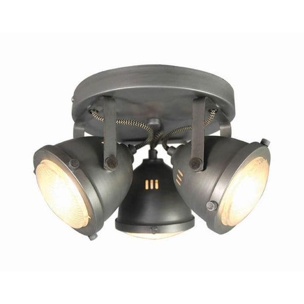 Šedé nnástěnné svítidlo LABEL51 Spot Moto Tres