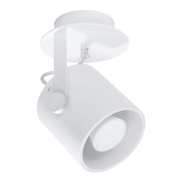 Plafonieră Nice Lamps Lea 1, alb