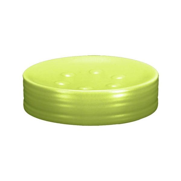 Podložka pod mýdlo Sahara, zelená
