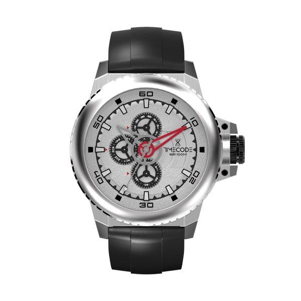 Pánské hodinky WWW 1991, Metallic/Grey