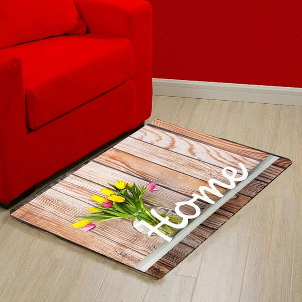 Vinylový koberec Home, 52x75 cm