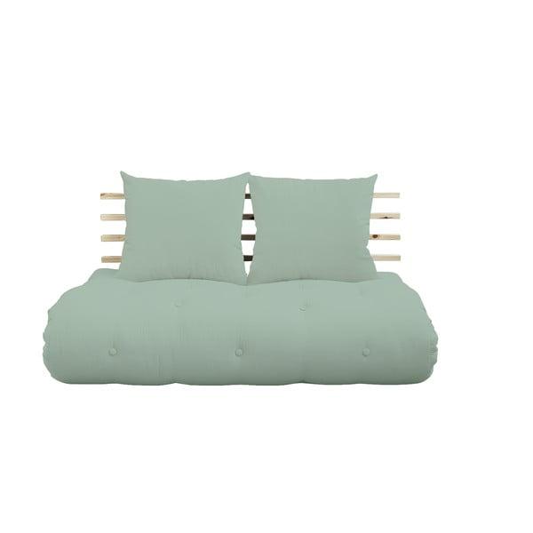 Variabilná pohovka Karup Design Shin Sano Natural/Mint