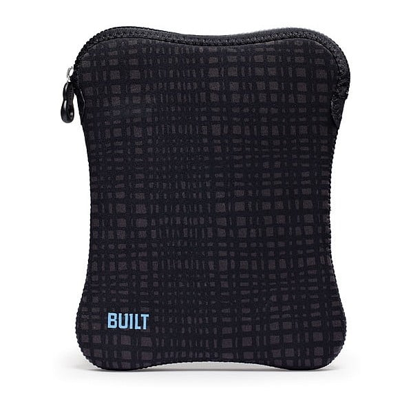 Pouzdro na iPad Neoprene Sleeve, Graphite Grid