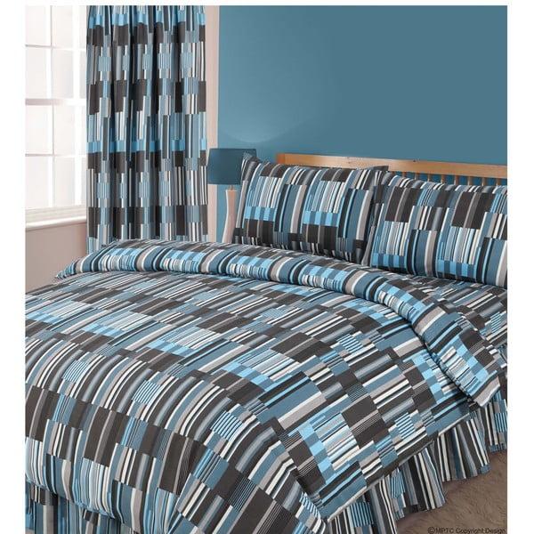 Povlečení Trix Blue, 200x200 cm