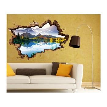 Autocolant de perete 3D Art Maarten, 135 x 90 cm imagine