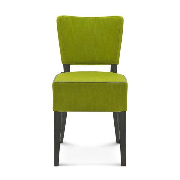 Zelená židle Fameg Aslak