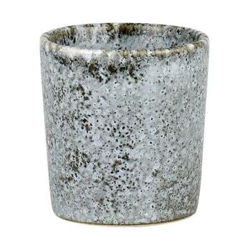 Pahar din ceramică pentru ou Bitz Mensa, gri