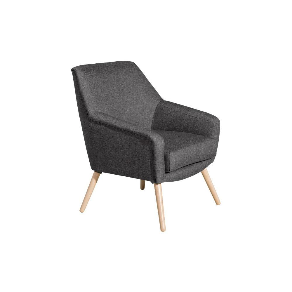 fotoliu max winzer alegro antracit bonami. Black Bedroom Furniture Sets. Home Design Ideas