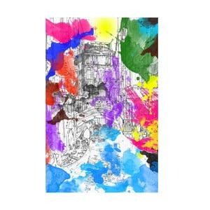 Tablou Curcubeul Veneției, 45 x 70 cm