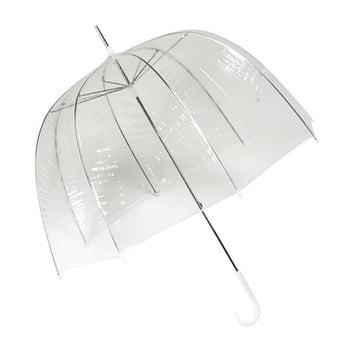 Umbrelă transparentă Ambiance Birdcage Cloche, ⌀77cm imagine