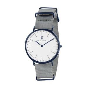 Šedobílé pánské hodinky Black Oak Robo