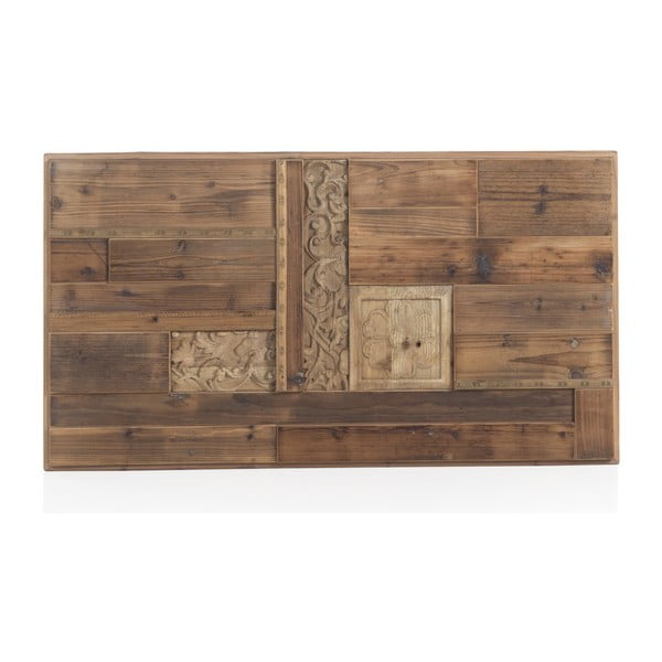 Tăblie din lemn Geese Rustico, 60 x 110 cm