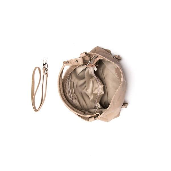 Kožená kabelka Mangotti 1109 Fango