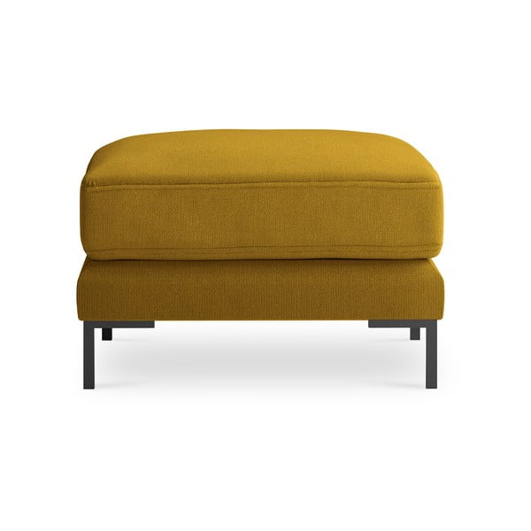 Seine mustársárga lábtartó - Interieurs 86