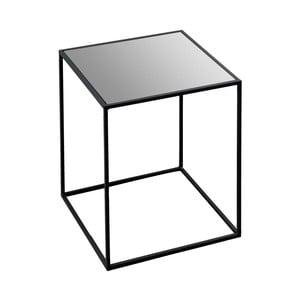 Šedý odkládací stolek Design Twist Fargo
