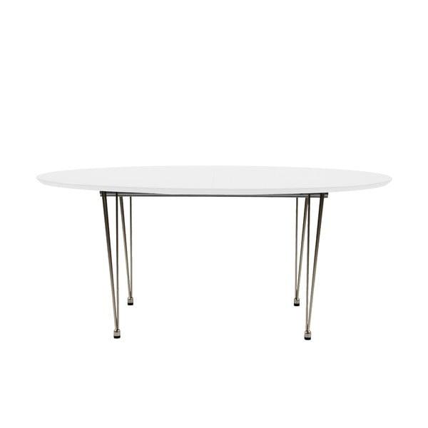 Belina fehér étkezőasztal - Actona