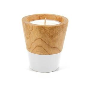 Velká bílá svíčka Moycor Masella
