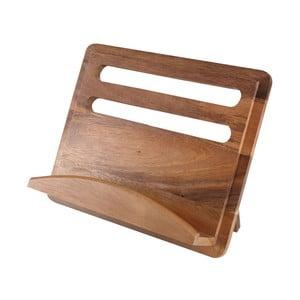 Suport din lemn de salcâm pentru cartea de bucate T&G Woodware Tuscany