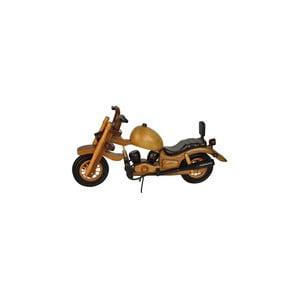 Dřevěná dekorativní replika Bettina Motorcycle