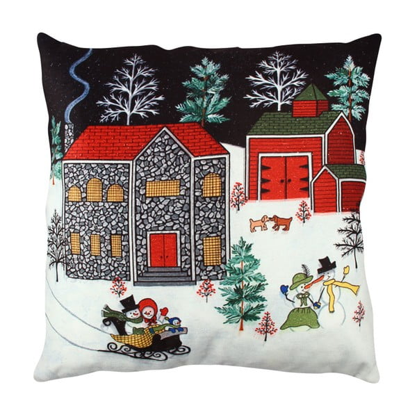 Polštář Christmas Fun, 43x43 cm