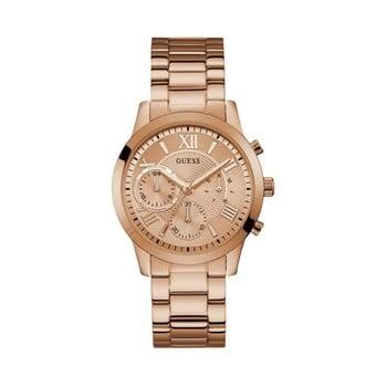 Ceas damă Guess W1070L3, curea metalică, roz – auriu de la Guess