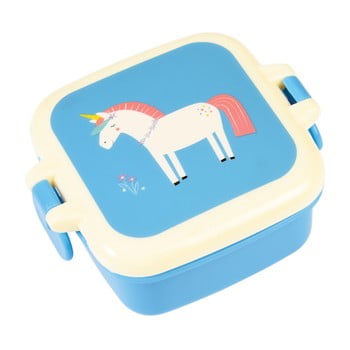 Cutie pentru gustare Rex London Magical Unicorn, albastru