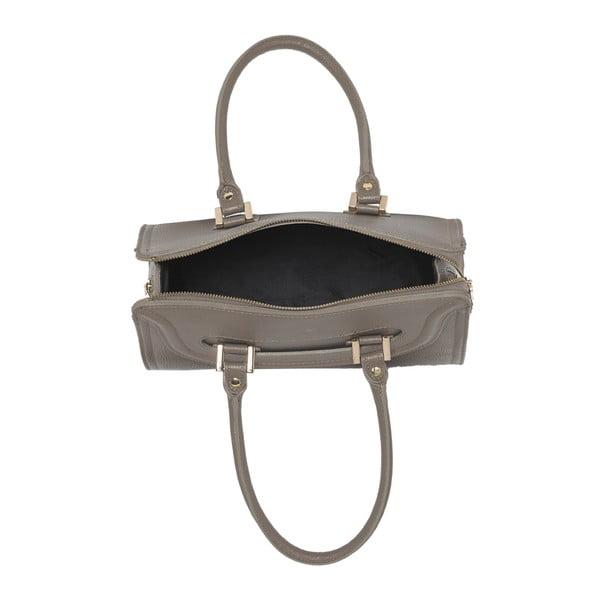 Kožená kabelka Andrea Cardone 946 Taupe