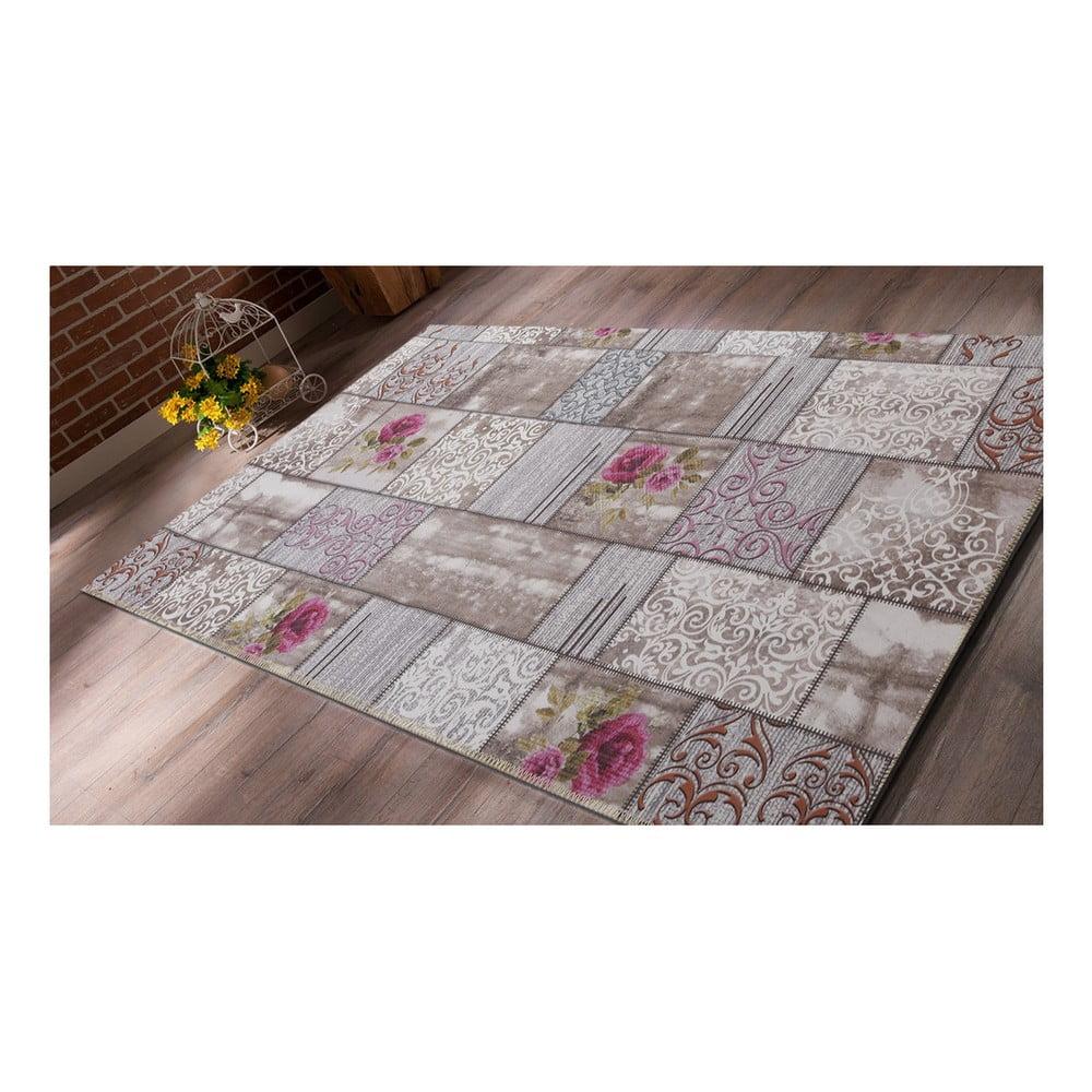 Odolný koberec Vitaus Consuela, 80 x 150 cm
