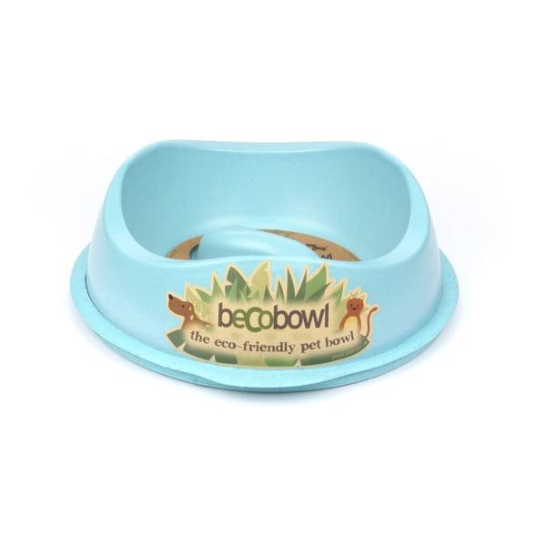 Psí/kočičí miska Beco Bowl 28,5 cm, modrá