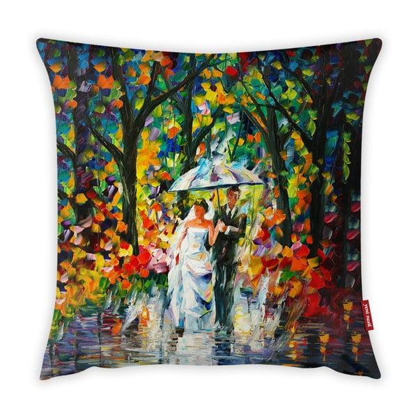 Poszewka na poduszkę Vitaus Palireto Autumn Dos, 43x43 cm