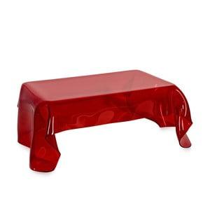 Konferenční stolek Drappeggi Tavolino Rosso