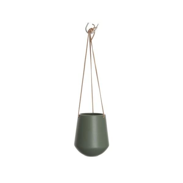Zielona doniczka wisząca PT LIVING Skittle, ⌀ 13,5 cm