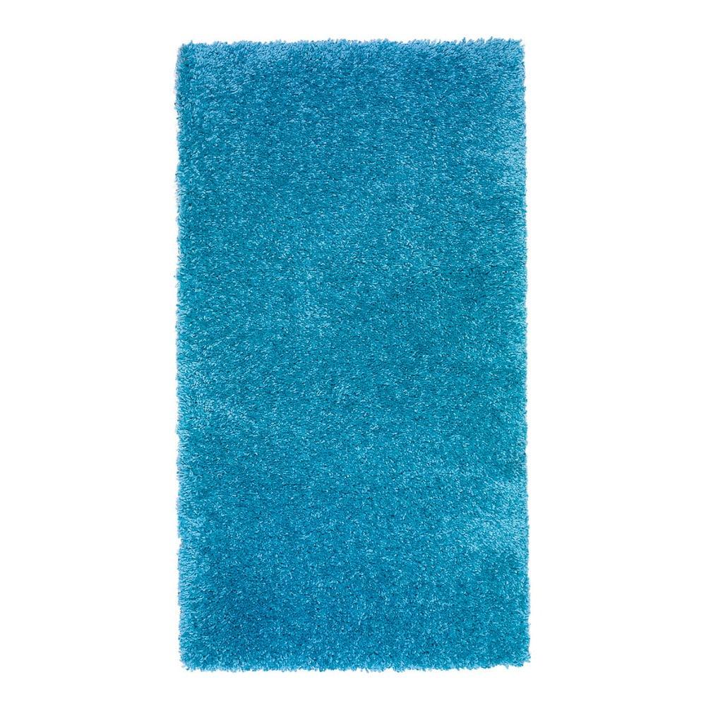 Produktové foto Modrý koberec Universal Aqua Liso, 67 x 300 xm