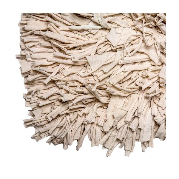 Koberec Spaghetti 120x180 cm, přírodní