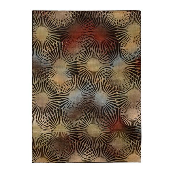 Covor Nourtex Abstract Fresa II, 178 x 117 cm