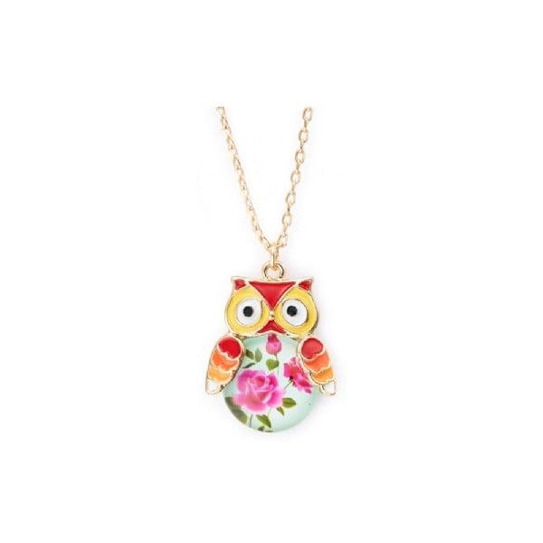 Náhrdelník Owl