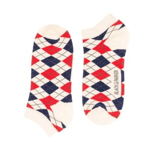 Kotníkové unisex ponožky Black&Parker London Everett,velikost37/43