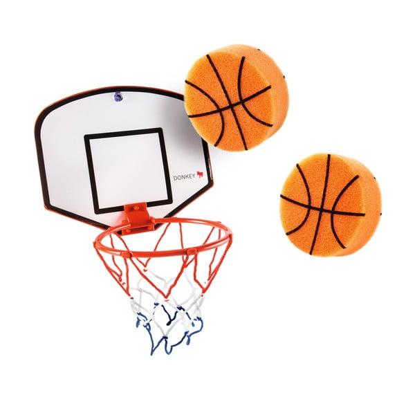 Mini basketbalový koš do vany Donkey Basket Bubble