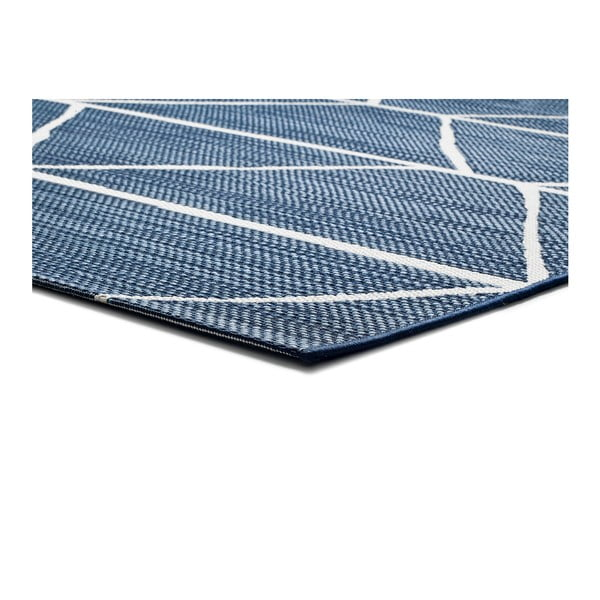 Modrý koberec Universal Azul Elba, 120x170cm