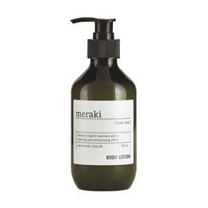 Tělové mléko Meraki Linen Dew, 300ml