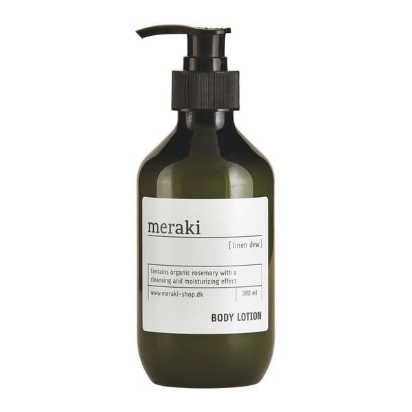 Telové mlieko Meraki Linen Dew, 300 ml