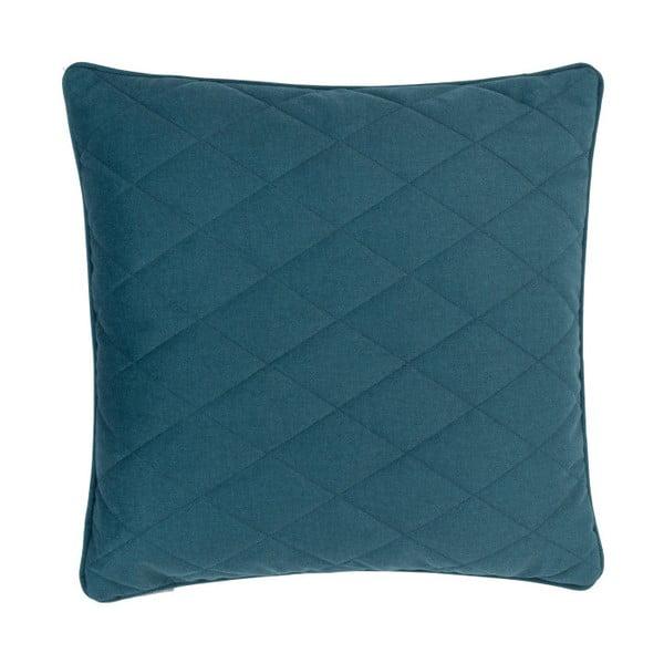 Tyrkysový polštář s výplní Zuiver Diamond, 50x50cm