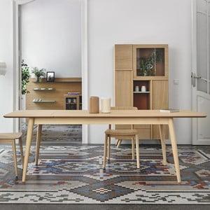 Rozkládací stůl Angell, 180x75cm