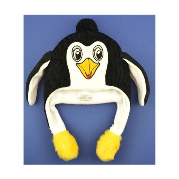 Dětská čepice Pinguin