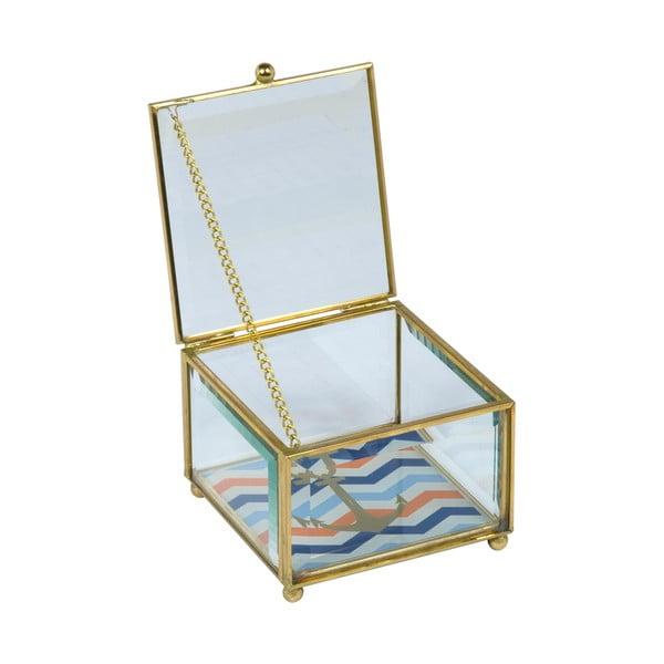 Šperkovnice Clear