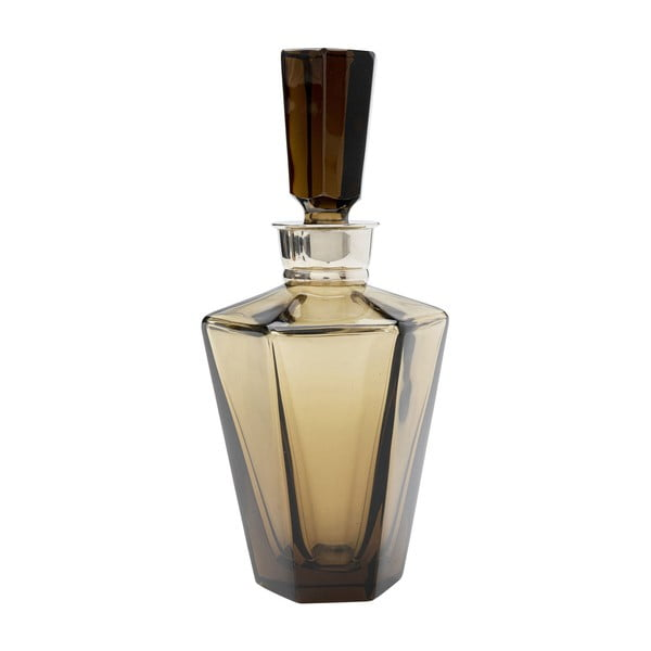 Mon Dieu Slim dekorációs üvegpalack, magasság 19 cm - Kare Design