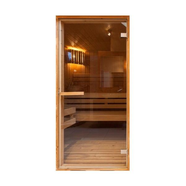 Tapet pentru ușă în rolă Bimago Sauna, 90 x 210 cm