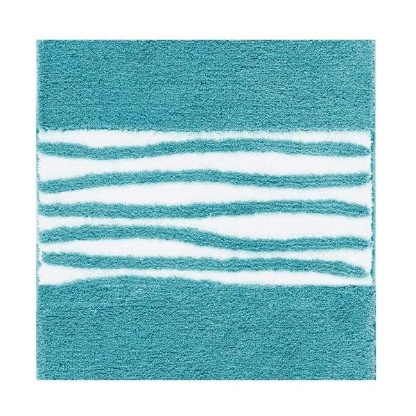 Koupelnová předložka Morgan Lagoon, 60x60 cm