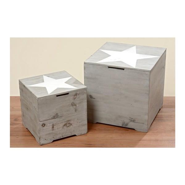 Sada 2 boxů Trunk Srats
